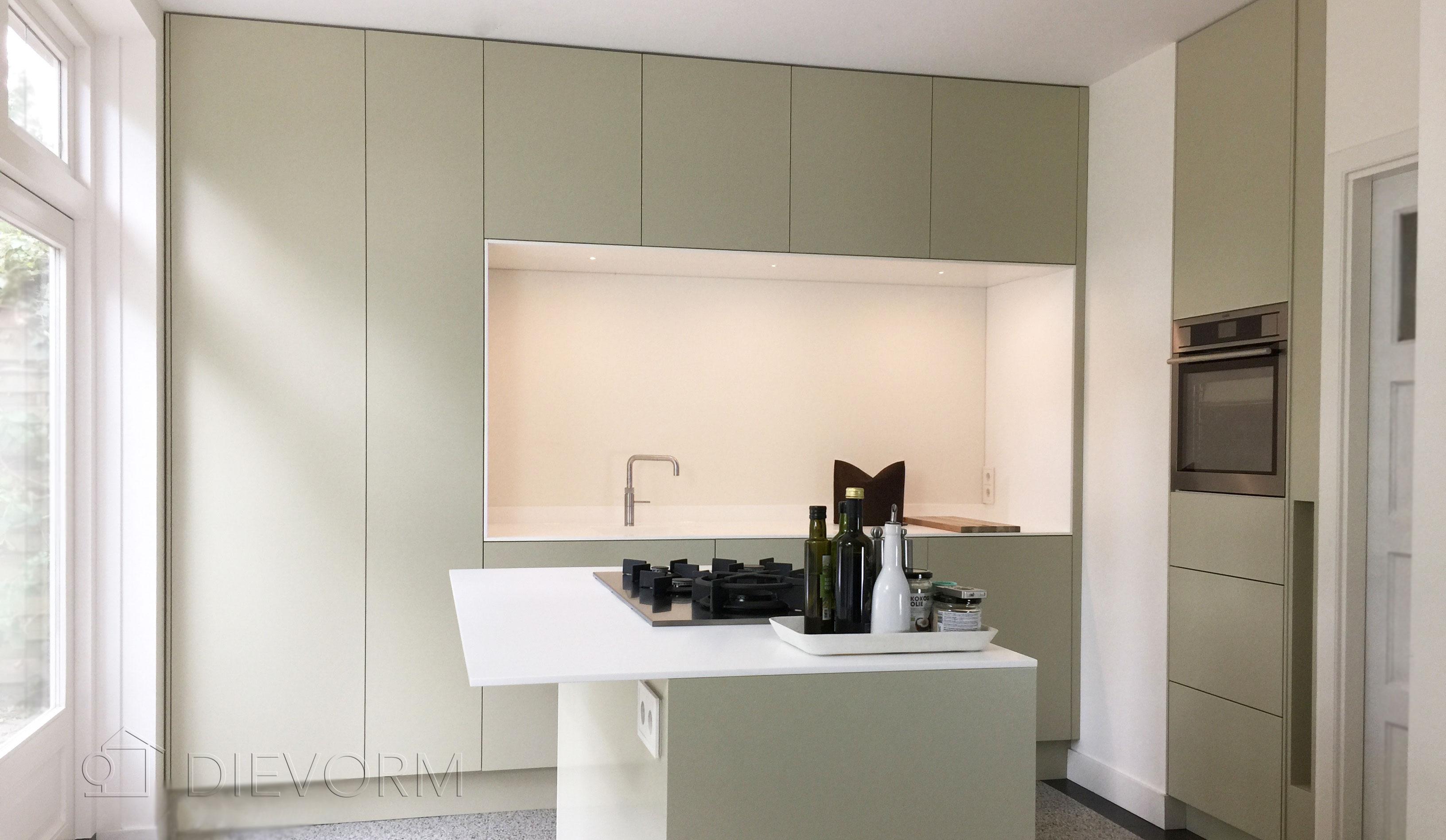 keukenontwerp keuken op maat Arnhem