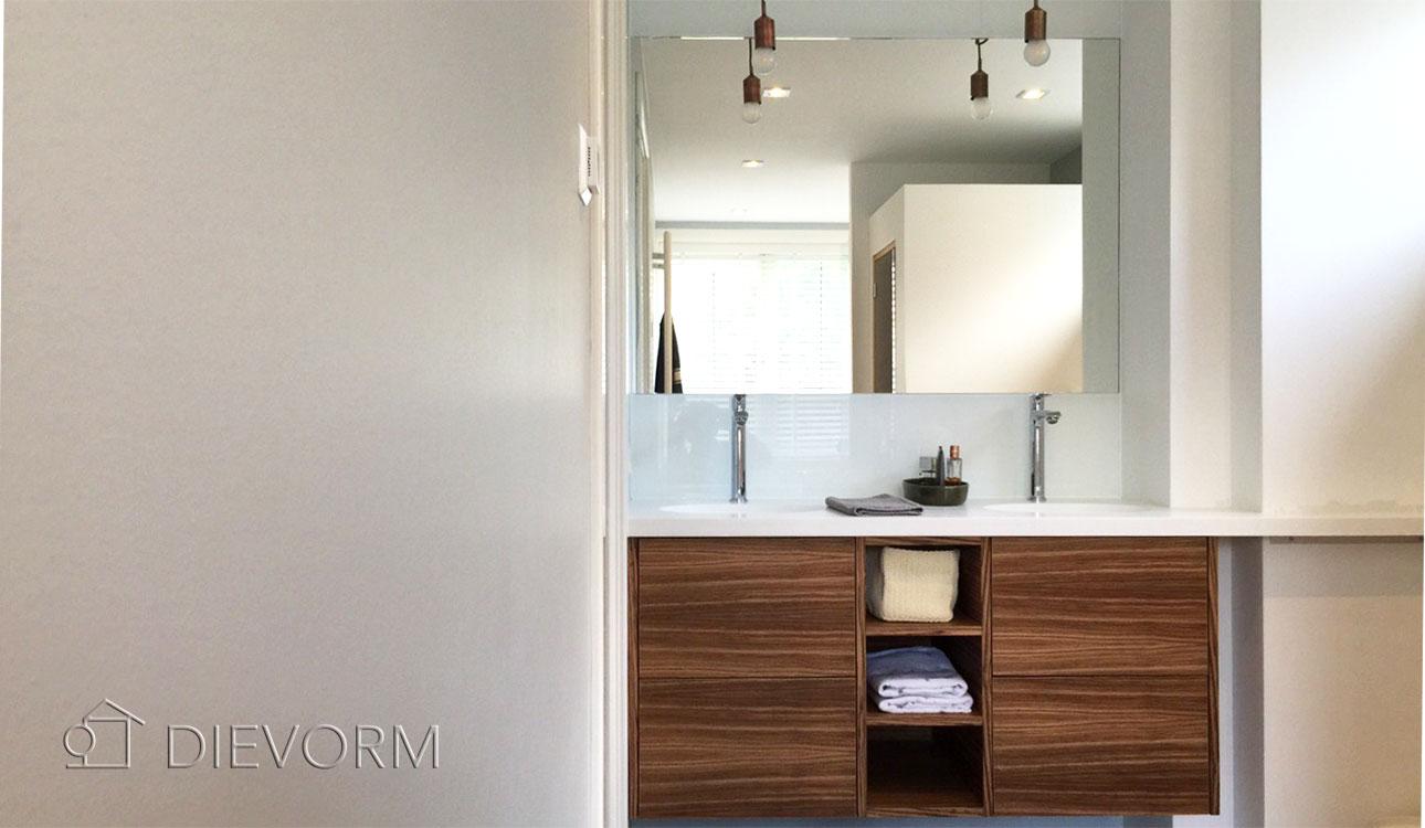 badkamermeubel composiet dievorm
