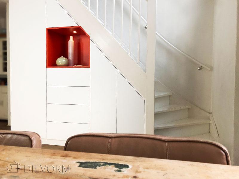 trapkast laten maken kast onder trap Amsterdam