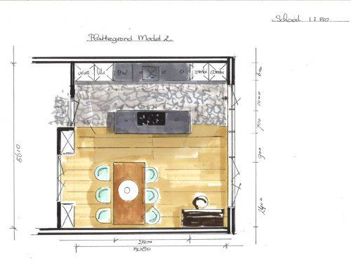 ontwerp design keuken op maat