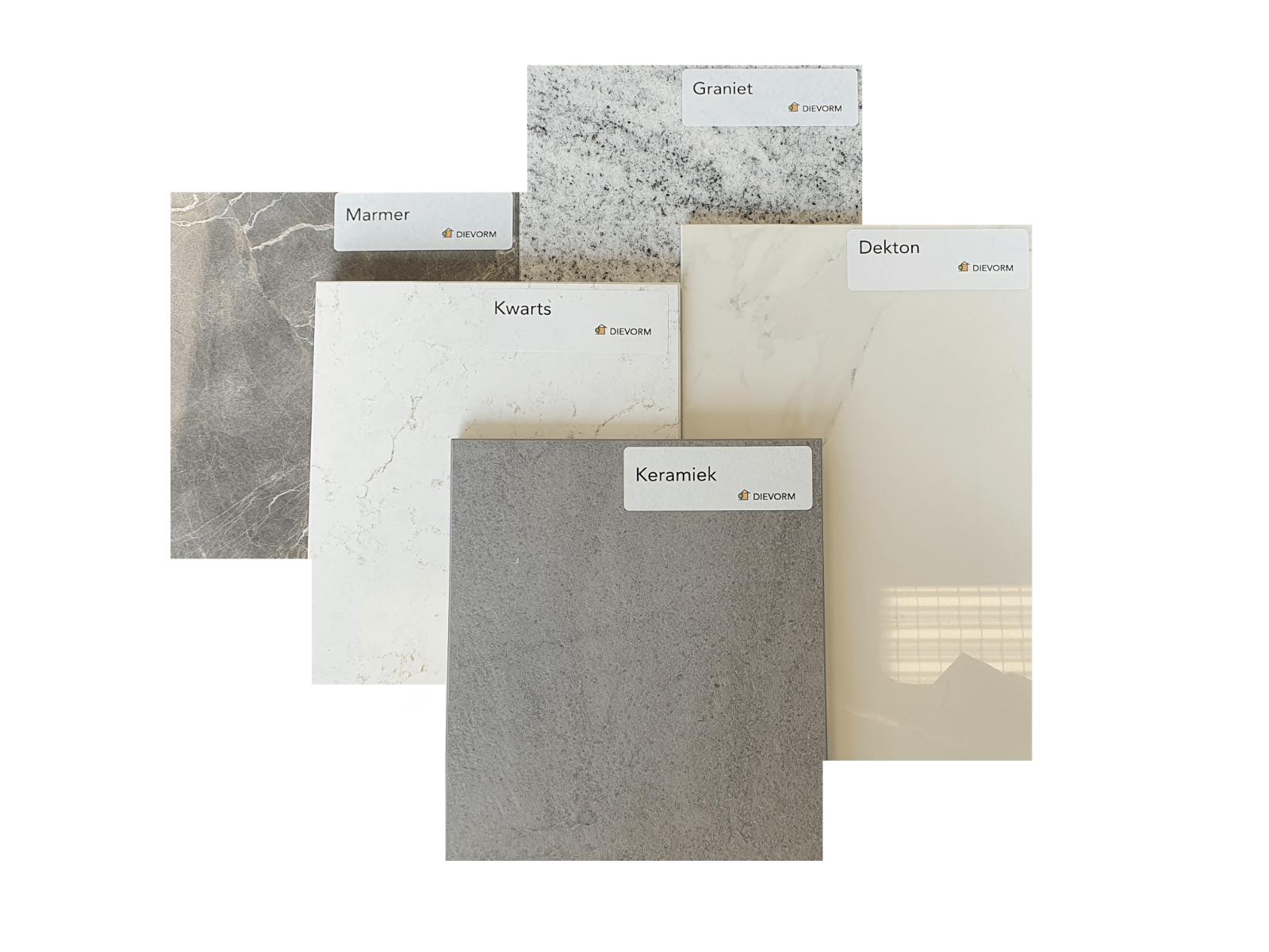 natuurlijke materialen steen_keukentrends van 2021