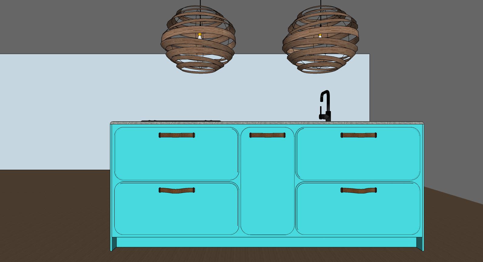 retro keuken in een nieuw jasje achterkant